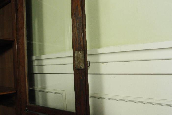 アンティークフレンチカップボードcb30i画像20右側