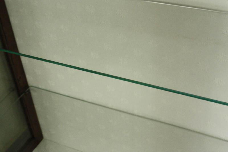 アンティーク【アールデコ・グラスキャビネットcb31h】画像15右側